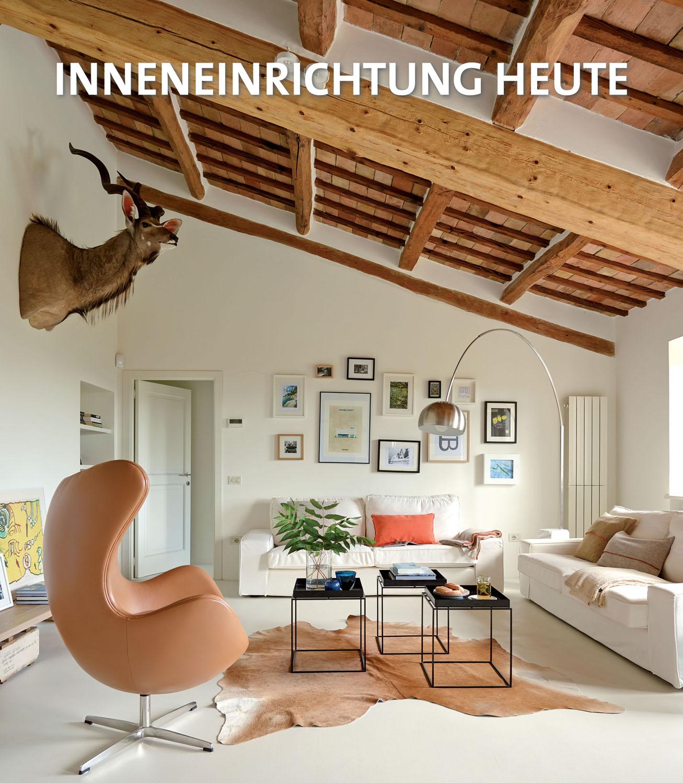 Architekturfachbuch Inneneinrichtung Heute