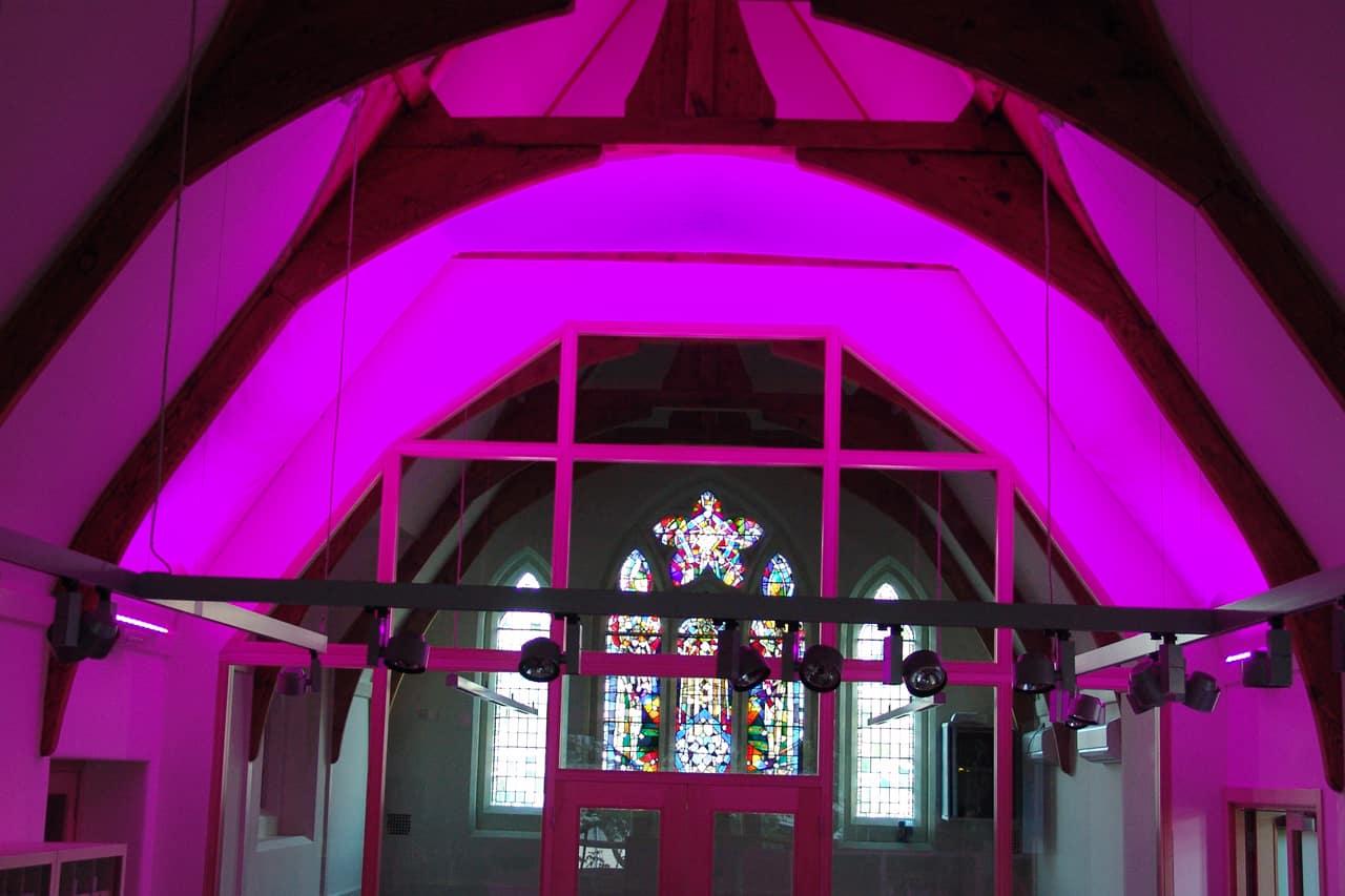 St Thomas School Battersea Architen Landrell
