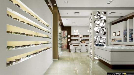 Ottica 311, Milano - fashion store design