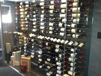 Cantina per vino di design