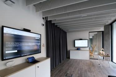1° piano_Microsoft House_Interactive Suite