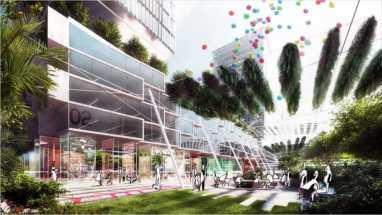 La città del futuro a Expo