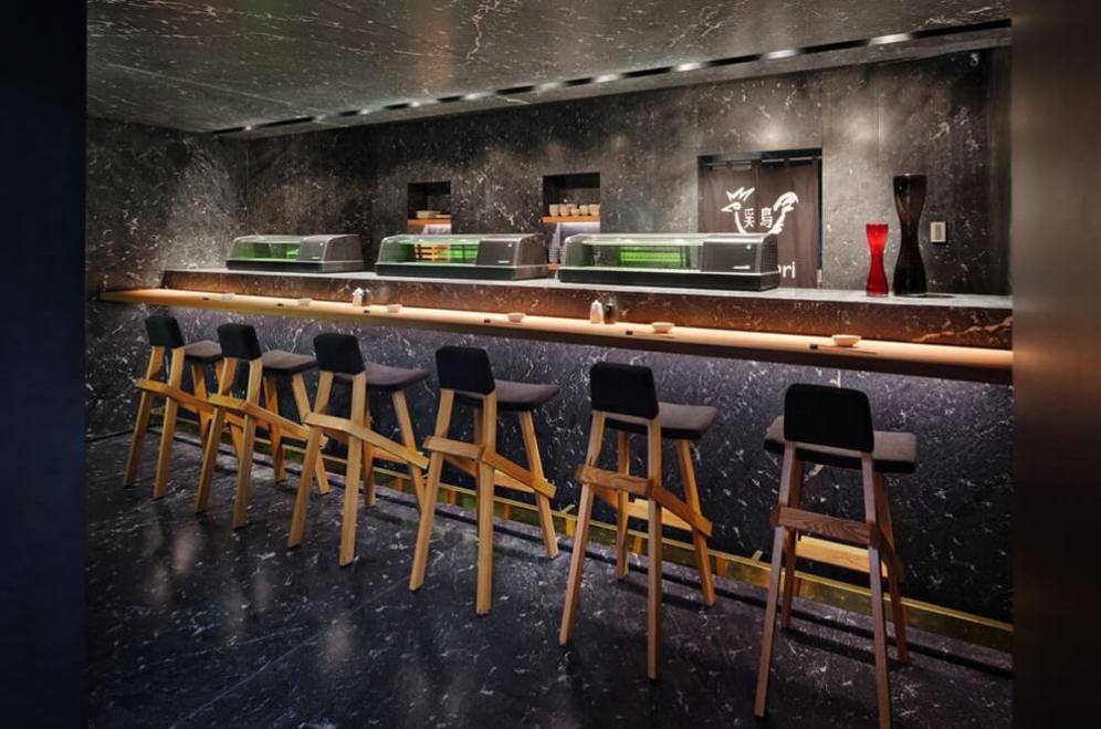 Tori Tori Restaurant, Mexico City, Mexico, Rojkind Arquitectos, ESRAWE Studio