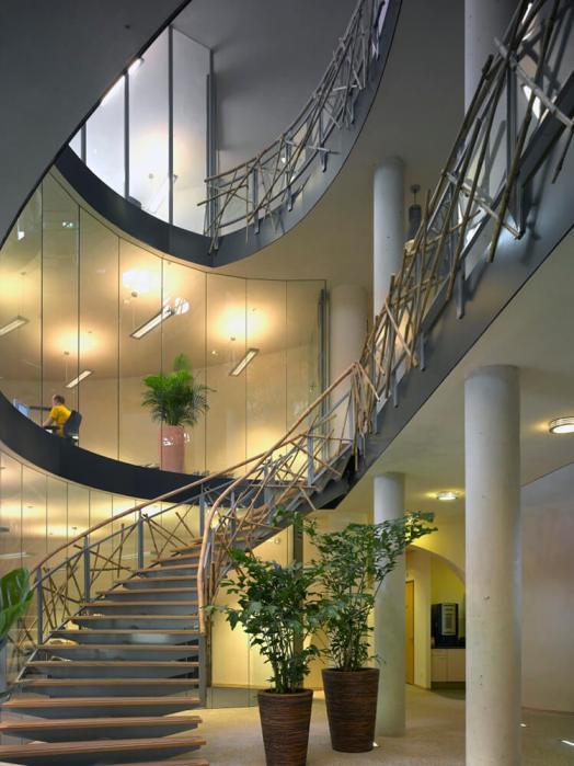 WWF Netherlands Head Office, Zeist, Netherlands, RAU