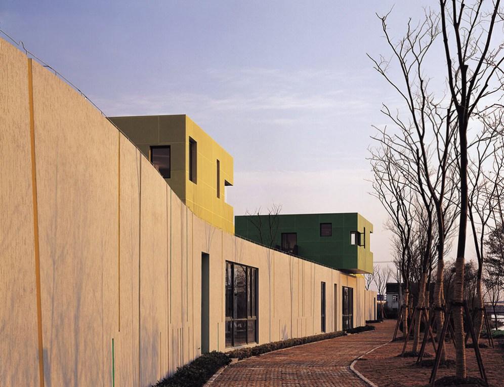 Xiayu Kindergarten, Shanghai, China, Atelier Deshaus