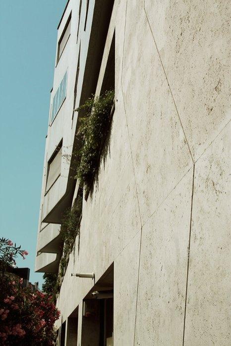 Casa Il Girasole, Rome, Italy, Luigi Moretti