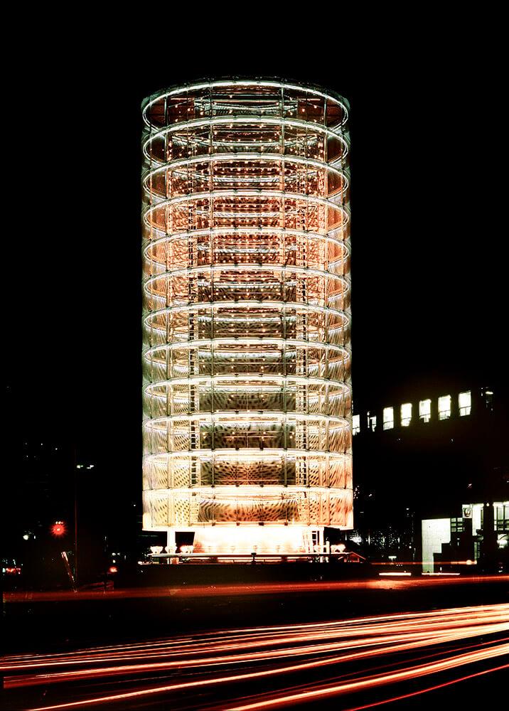 Tower of Winds, Yokohama, Japan, Toyo Ito & Associates