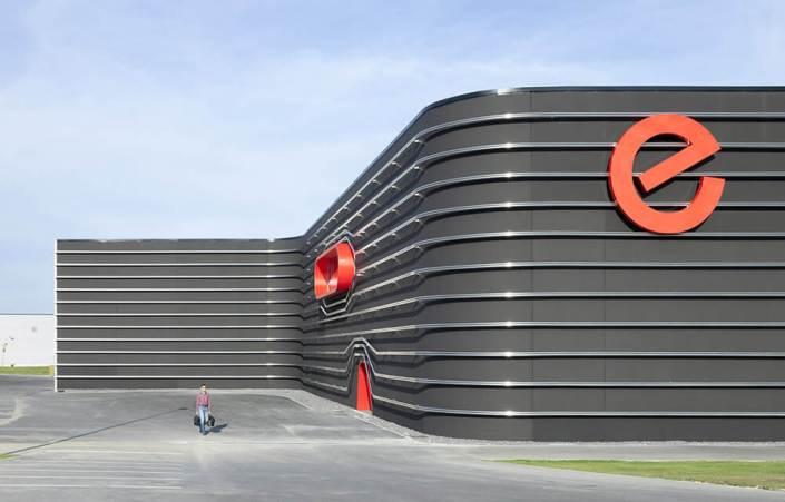 Epsilon Euskadi Centre, Vitoria-Gasteiz, Spain, IDOM