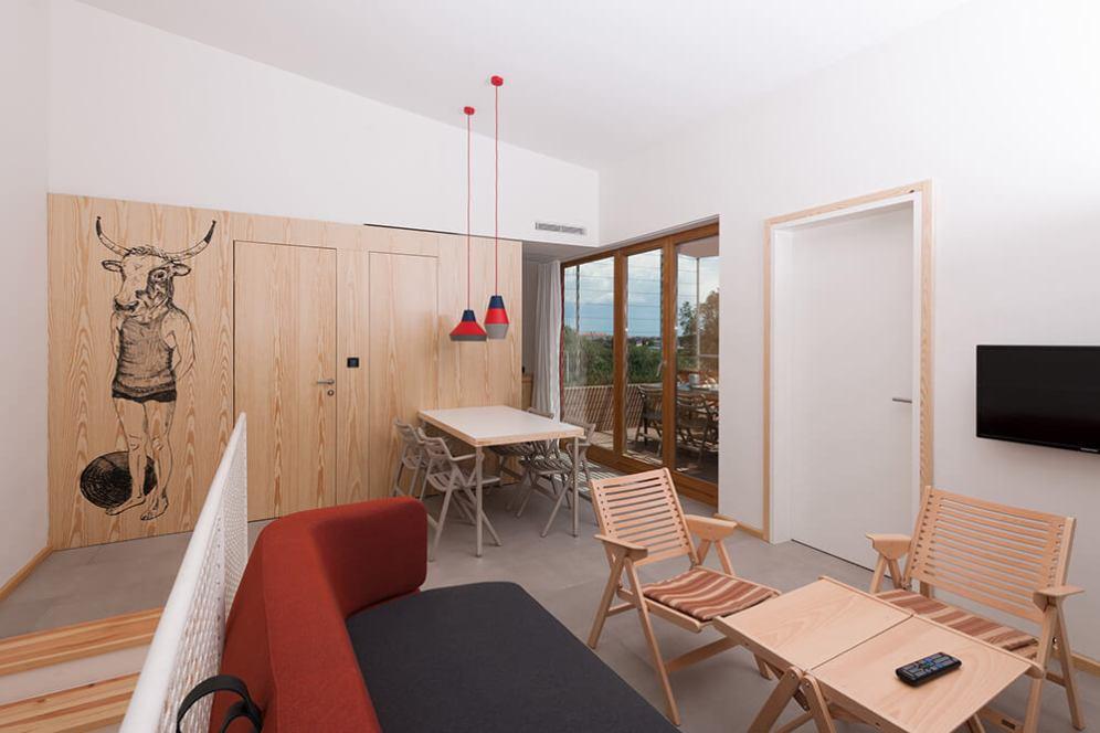 Amarin Apartment Village, Rovinj, Croatia, 3LHD