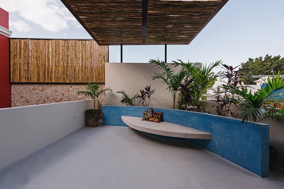 Colibrí House, Mérida, Mexico, Taller Estilo Arquitectura