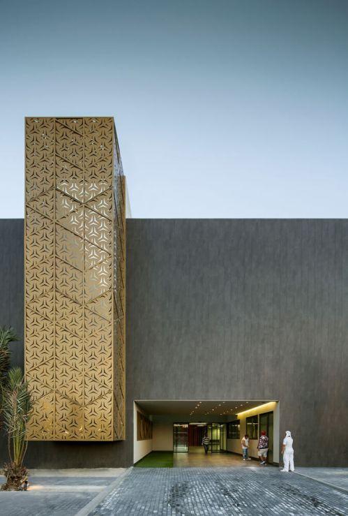 Ali Mohammed T. Al-Ghanim Clinic, Kuwait City, Kuwait, AGi Architects