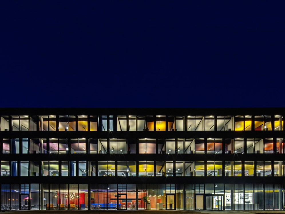 Wörwag Headquarters, Stuttgart, Germany, Ippolito Fleitz Group