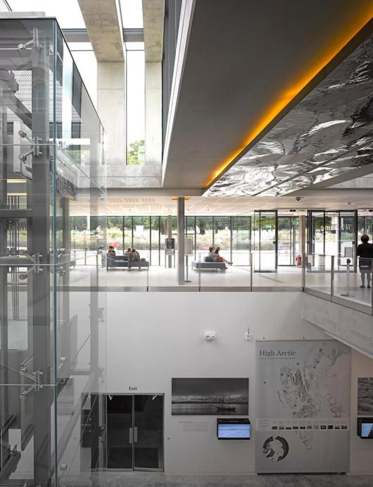 Extension of the National Maritime Museum, London, United Kingdom, C.F. Møller Architects