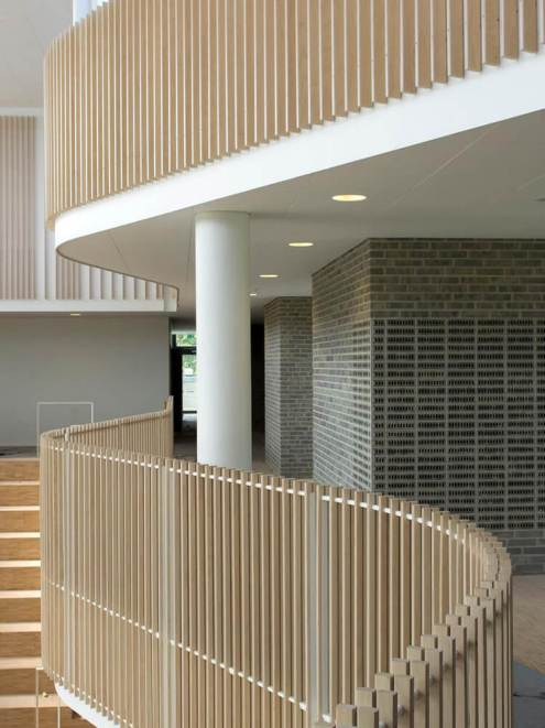 International School Ikast-Brande, Ikast, Denmark, C.F. Møller Architects
