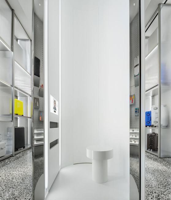 Rimowa Soho Flagship Store, New York, United States, MA-MA, MASS Studio