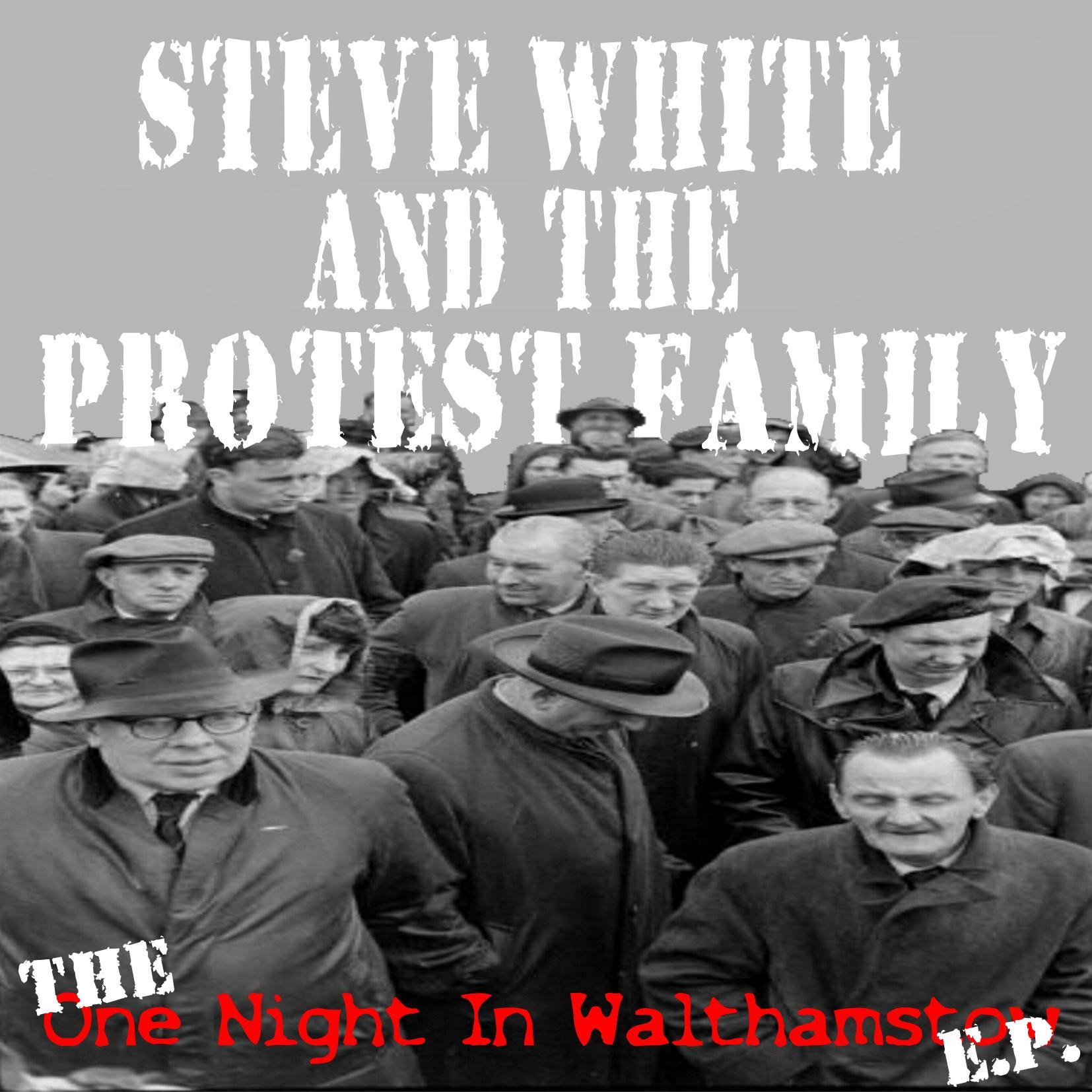 Cover art for the One Night in Walthamstow EP
