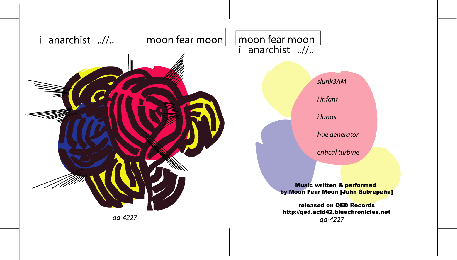 (qd-4227) Moon Fear Moon - i anarchist