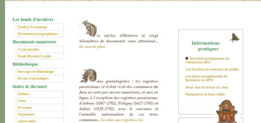 archives Jura
