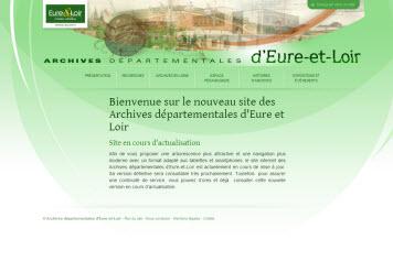 Archives d'Eure-et-Loire.