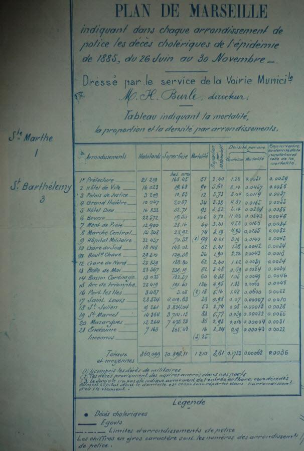 carte cholera marseille cartouche petit
