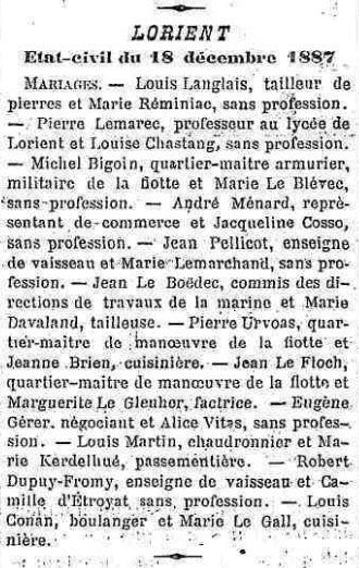 lorient 1887