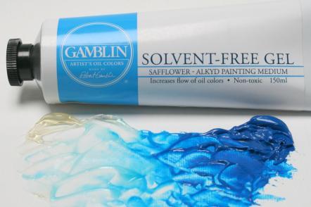 Gamblin Solvent Free Gel