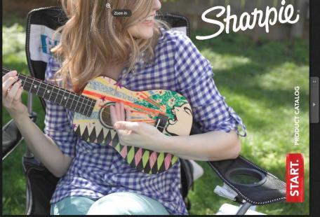 Sharpie Digital Catalog