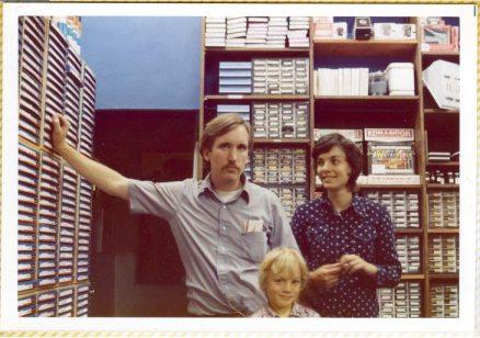 Lenz Family-c1974