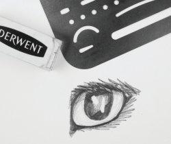 Eraser sheild drawing