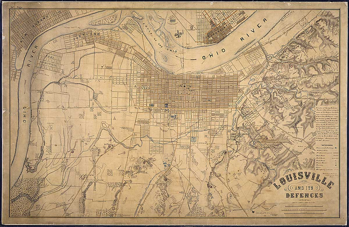 Enhancing Your Family Tree With Civil War Maps