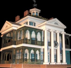 haunted-mansion-model