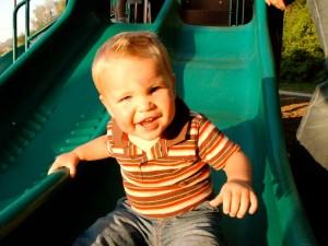 Baby P Slide
