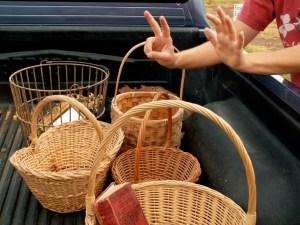 Seven Dollar Baskets