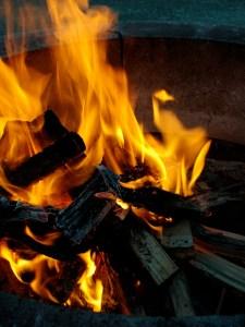 Montana Campfire