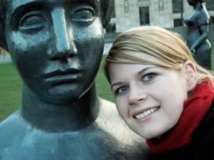 Louvre Garden Statues, Paris