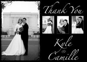 Wedding Thank Yous