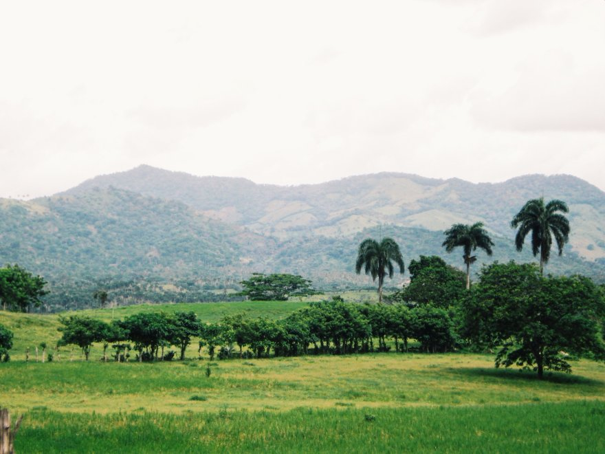 Dominican Republic - Mountains