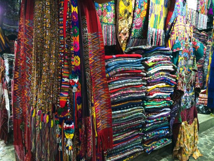 Market - Antigua
