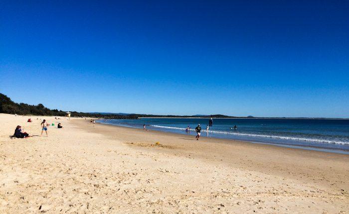 Sunshine Coast_Noosa Beach