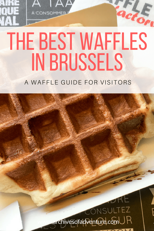 Looking for the best waffles in Brussels? Planning your Brussels travel and want to know about Belgian waffles? Check out this post for some of the best waffles in Brussels and everything you need to know about waffles before visiting Brussels!