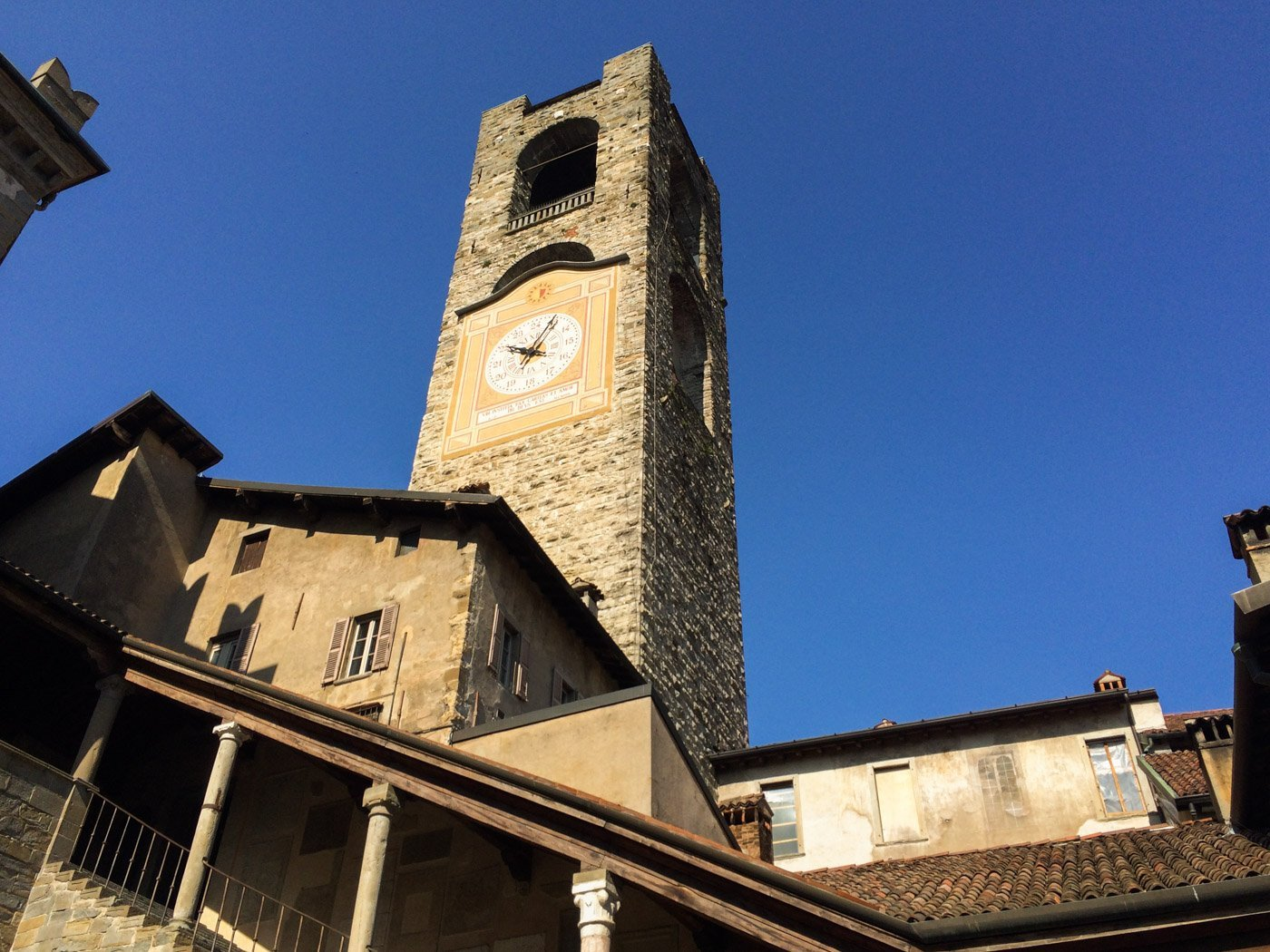 If you are looking to find a lot to do in an Italian destination devoid of tourists, check out these things to do in Citta Alta Bergamo.