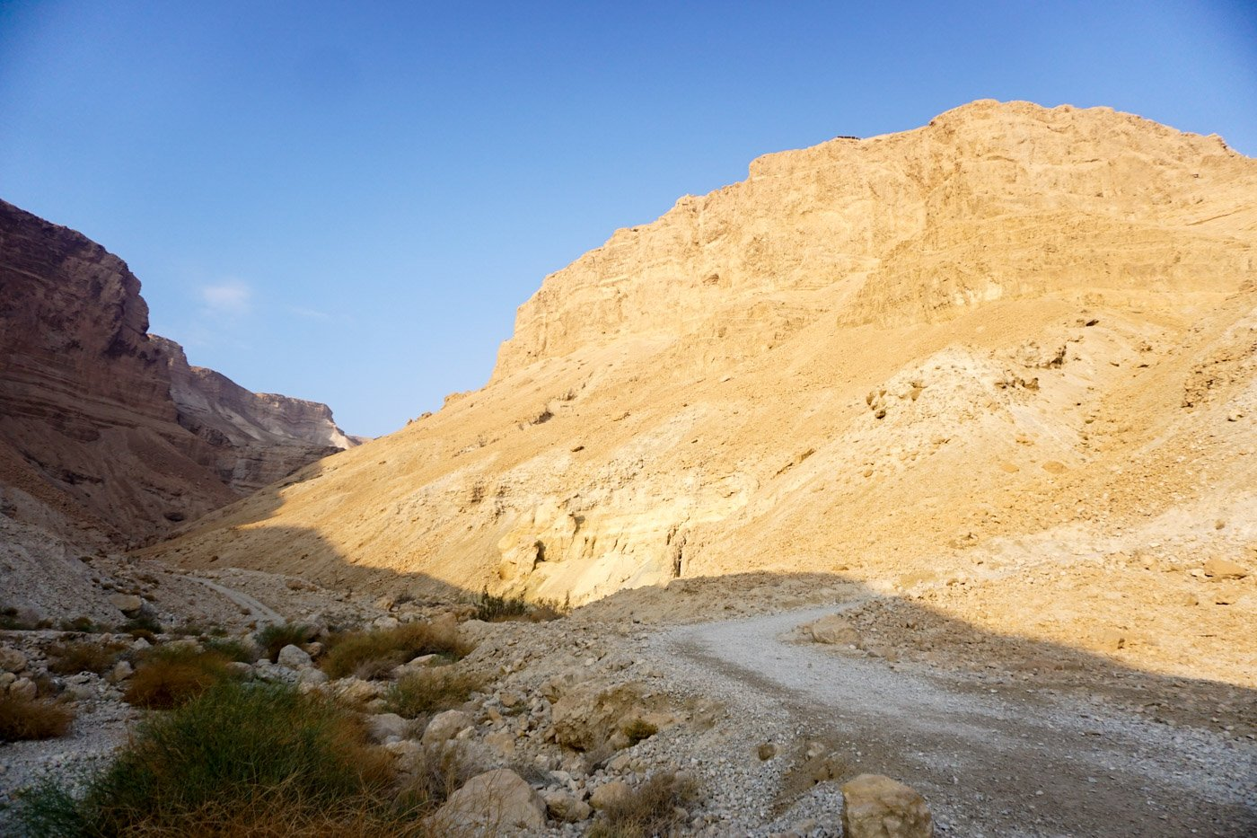 If you consider yourself a non-hiker and you're thinking about hiking Masada in Israel, here's what you'll need to know
