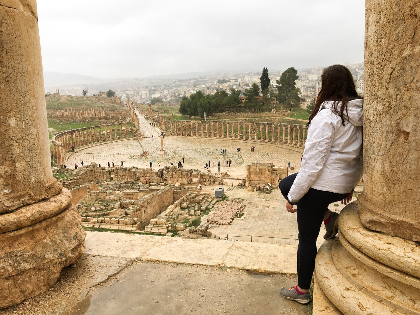 If you are visiting Israel and are thinking about going over to Jordan for a few days, I definitely recommend joining a tour. Here's why you should take a tour from Israel to Jordan.