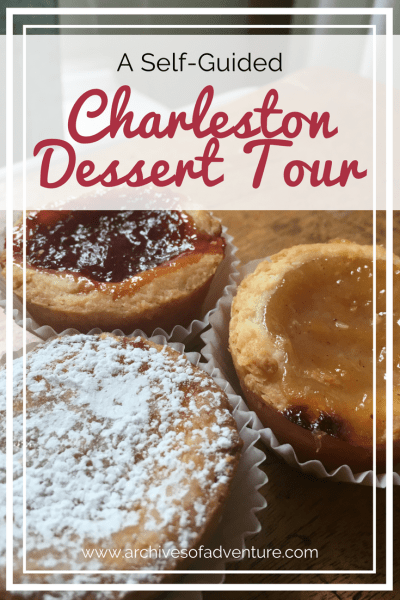 With this self-guided Charleston dessert tour, you'll get to taste some of the best traditional Southern sweets Charleston has to offer!
