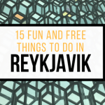 15 Fun and Free Things to do in Reykjavik, Iceland | Archives of Adventure - Budget Adventure Travel Blog