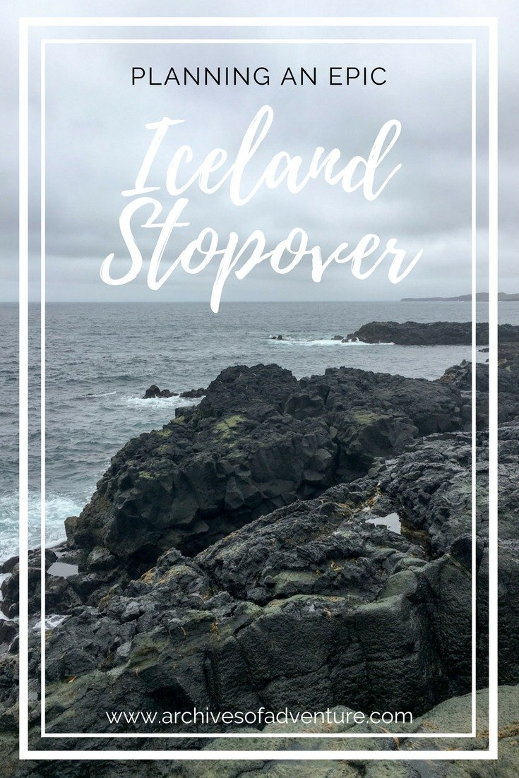 Are you planning a long layover in Iceland? Here are some fun things to do near Keflavik Airport, visiting Reykjanes Peninsula on an Iceland stopover! #Iceland #IcelandTravel #Icelandstopover #Icelandlayover