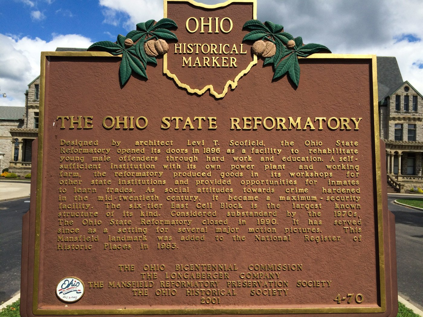 The Ohio State Reformatory is perfect for Shawshank Redeption movie buffs and those who enjoy spooky places. Here's what you need to know before visiting!
