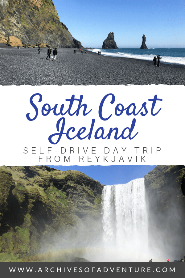 If you've come to Iceland to see incredible waterfalls and black sand beaches, add this self-drive south coast Iceland tour to your Iceland travel itinerary! Includes tips for driving in Iceland's south coast and how to visit the south coast as a day trip from Reykjavik! #Iceland #SouthIceland #IcelandTravel