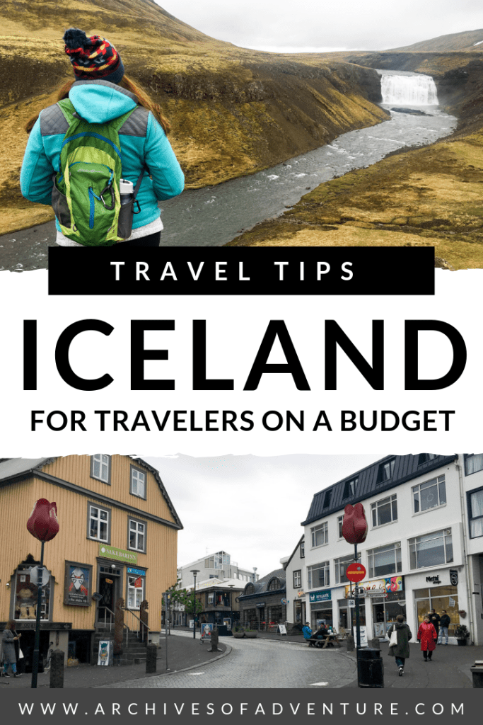 Over 50 Iceland travel tips to help you plan your itinerary, enjoy your time in Iceland, and visit Iceland on a budget! Filled with money saving tips for Iceland travel and a dash of witty commentary!