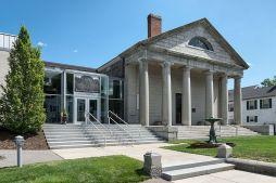 Pilgrim Hall Museum, Plymouth, MA. Photograph by Giorgio Galeotti